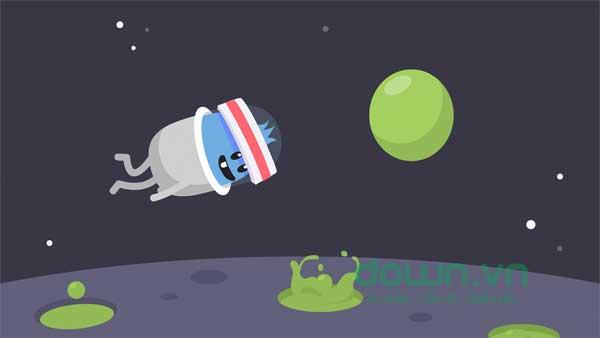 Không gian chơi game