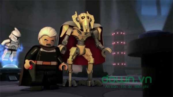 Bước vào chiến trường sinh tử trong vũ trụ LEGO Star Wars