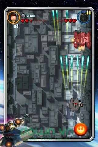 Tham gia vào cuộc chiến bắn phi thuyền hoành tráng trong không gian