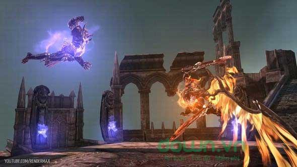 Devilian cho iOS - game nhập vai hành động có đồ họa tuyệt đẹp