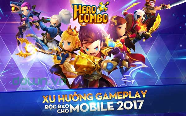 Game nhập vai Hero Combo