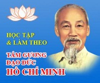 Bài thu hoạch học tập và làm theo tấm gương đạo đức Hồ Chí Minh trong giai đoạn hiện nay