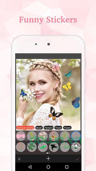 BeautyCam cho Android