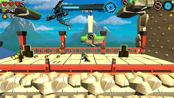LEGO Ninjago: Skybound - game nhập vai Ninja hấp dẫn