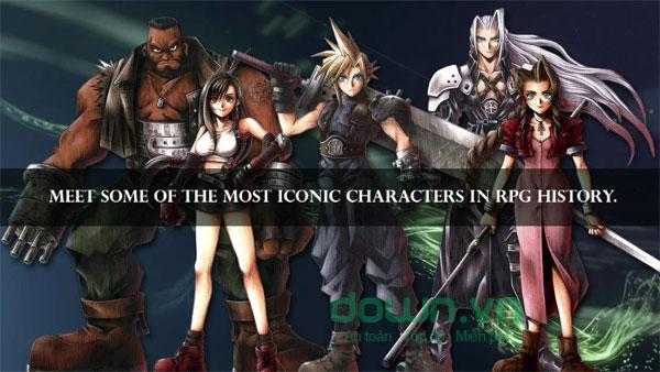 Trải nghiệm game RPG đình đám trên mobile