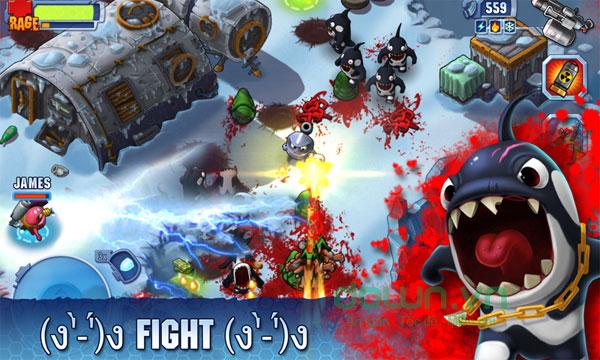 Game bắn quái vật ngoài hành tinh hay nhất trên mobile