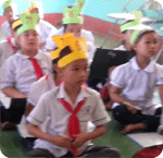 Bộ câu hỏi ôn thi Rung chuông vàng lớp 3
