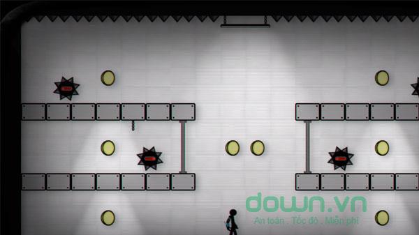 Trốn thoát khỏi phòng thí nghiệm nguy hiểm trong game hành động Collect or Die cho Android
