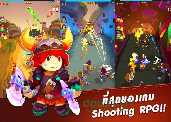 Game bắn súng thế hệ mới hấp dẫn trên iOS