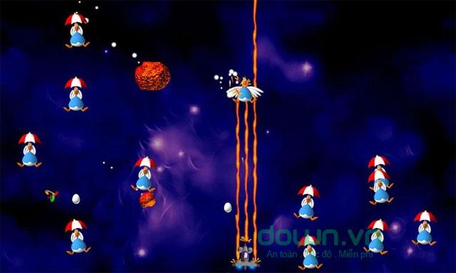 Chicken Invaders 2 - game bắn gà vui nhộn