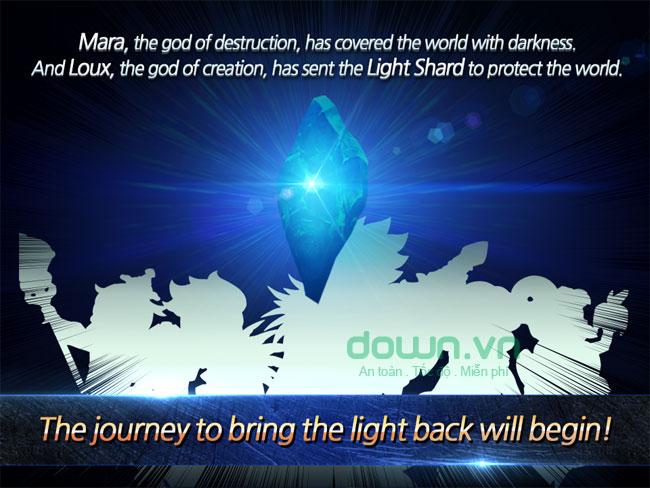 Tham gia vào hành trình đem lại ánh sáng cho trái đất