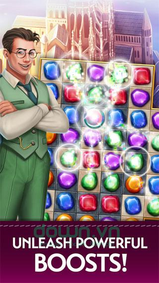 Game kim cương Mystery Match
