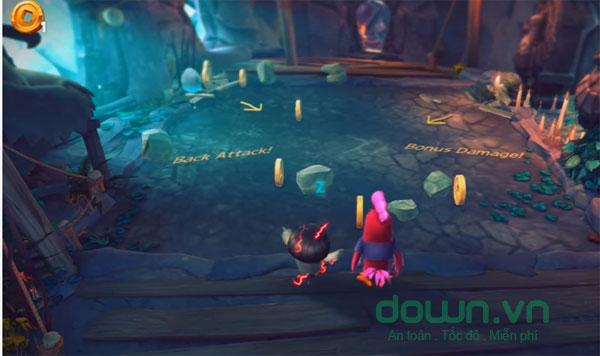 Nhân vật trong game