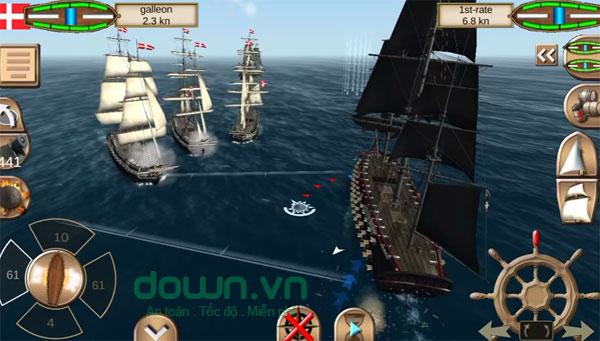 Điều khiển tàu chiến