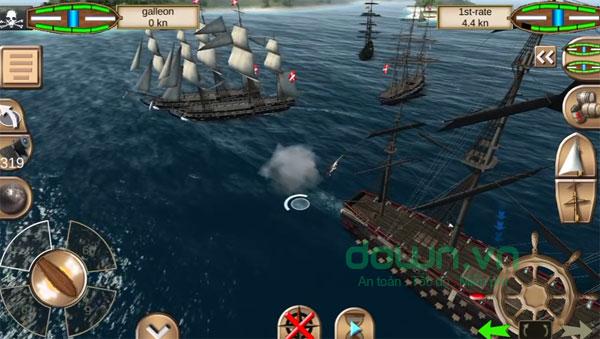 Cướp biển Caribbean
