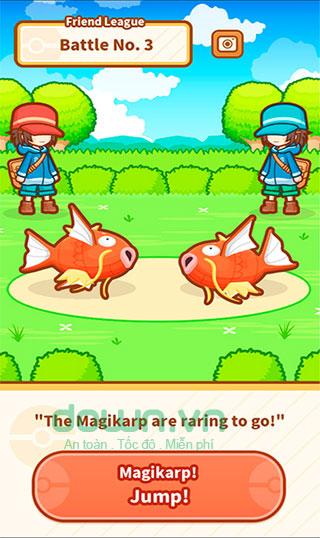 Chiến đấu cá chép