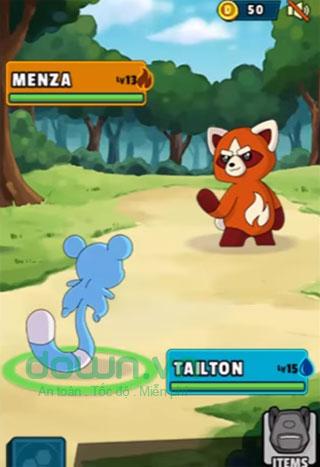 Chiến đấu Pokemon