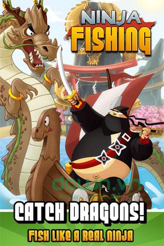 Giao diện game bắn cá