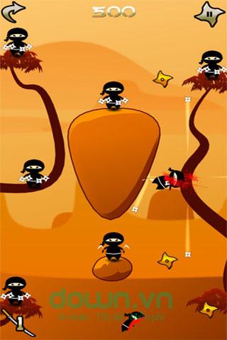 Chặt chém ninja