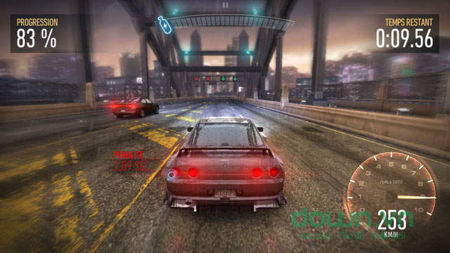 Game đua xe tốc độ