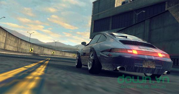 Tăng tốc xe đua