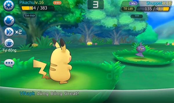 Pikachu đại chiến