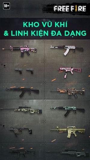 Kho vũ khí