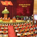 Bài thu hoạch nghị quyết Trung ương 6 khóa XII của cán bộ lãnh đạo