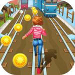 Subway Princess Runner cho iOS