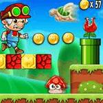 Super Jabber Sonic Run