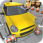 Impossible Car Parking: Driving School Test Academy