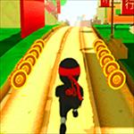 Endless Ninja Run 3D