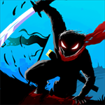 Stickman Ghost Ninja