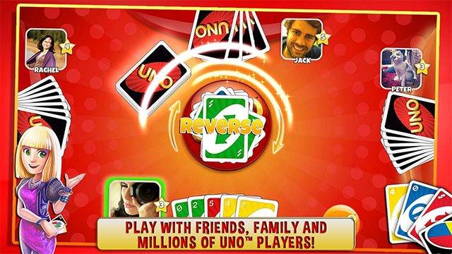 Game UNO online miễn phí