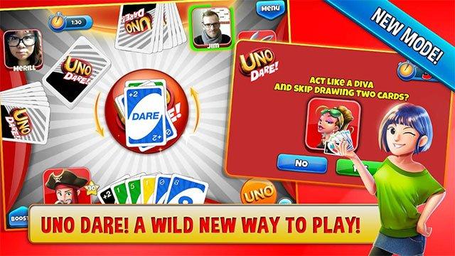 Chơi bài Uno online miễn phí