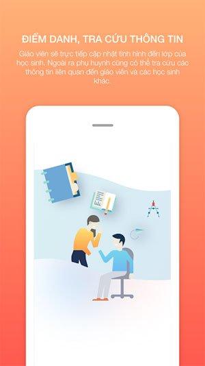 Sổ liên lạc điện tử PINO Cho iOS
