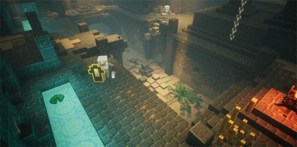 Truyền nhân của Minecraft
