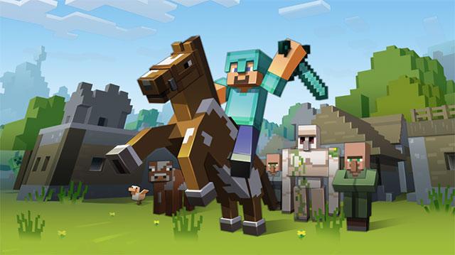 Bộ sưu tập Minecraft