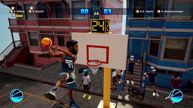 Game NBA 2K Playgrounds 2