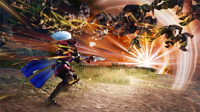 Game hành động chặt chém Warriors Orochi 4