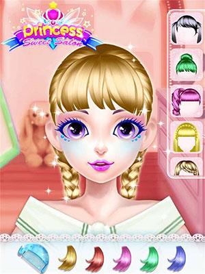 Trang điểm công chúa