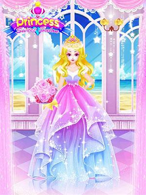 Lựa chọn váy công chúa