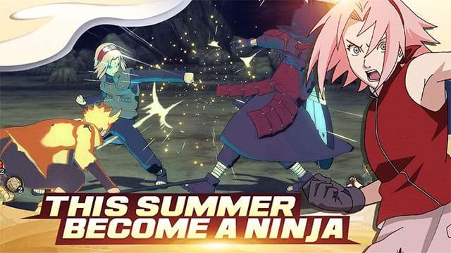 Cuộc đối đầu của những ninja huyền thoại