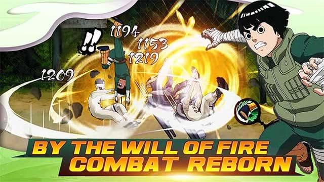Kỹ năng chiến đấu độc đáo trong Naruto: Kenjutsu