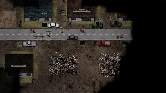 Thế giới ngày hậu tận thế trongJudgment: Apocalypse Survival Simulation