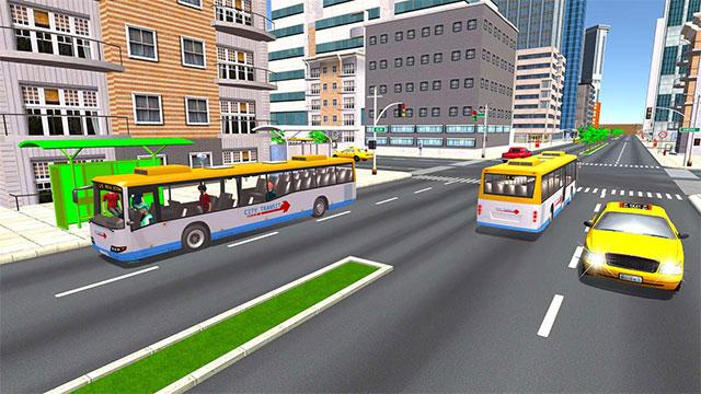 Lái xe trong thành phố