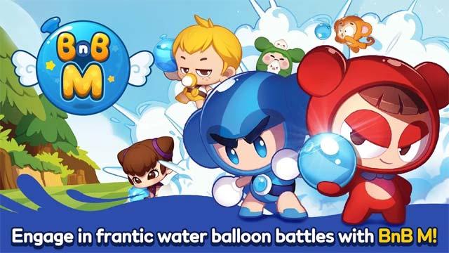 Game đặt bom nước siêu kinh điển