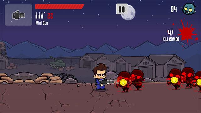 Trò chơi bắn súng zombie
