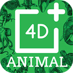 Animal 4D+ cho iOS