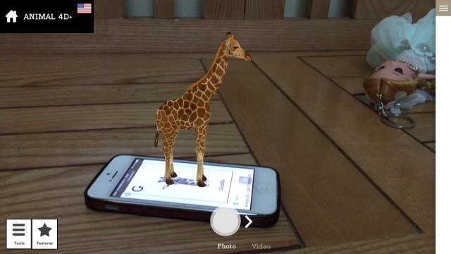 Cách sử dụng Animal 4D+ cho iOS
